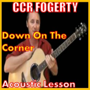 Learn to play Down On The Corner by CCR   Movies and Videos   Educational