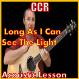 Long As I Can See The Light by CCR | Movies and Videos | Educational