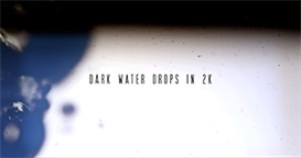 dark water drops 1