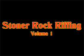 stoner rock riffing