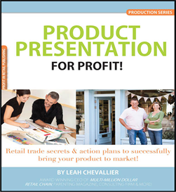 product presentation: get your retail product to market!