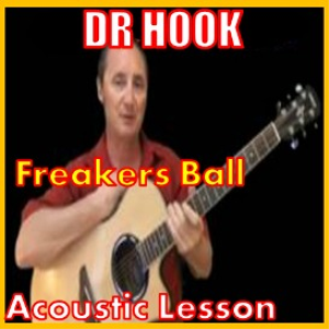 learn to play freakers ball by dr hook