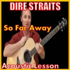learn to play so far away by dire straits