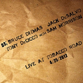 Sam Morrison and D3 Live at Tobacco Road [CD-quality FLAC edition]   Music   Jazz