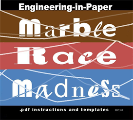 Marble Race Madness | Crafting | Paper Crafting | Other