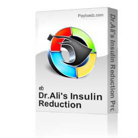 Dr.Ali's Optimization Reduction Protocol   Movies and Videos   Educational