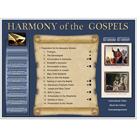 harmon of the gospels (windows version)