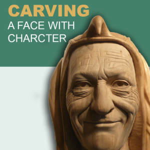 carving a face with character