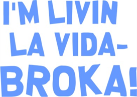 la vida broka machine embroidery file