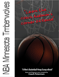 minnesota timberwolves playbook