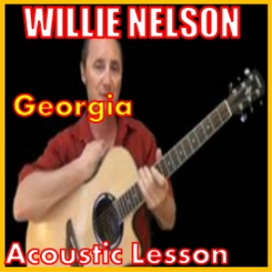 learn to play georgia by willie nelson