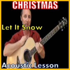 learn to play this famous christmas song  called let it snow