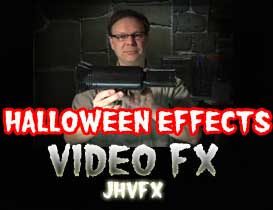 Jhvfx - Graveyard Ghosts & Ghouls Fx Dvd | Movies and Videos | Horror