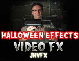 jhvfx - graveyard ghosts & ghouls fx dvd