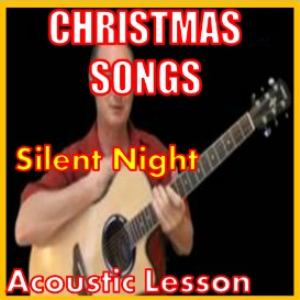 Learn to play Silent Night on the acoustic guitar | Movies and Videos | Educational