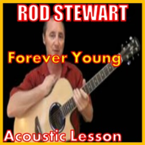 learn forever young by rod stewart new