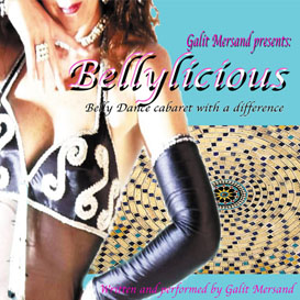 belly dance comedy show: bellylicious