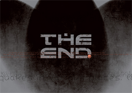 the end - week 1