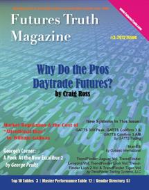 futures truth magazine:  issue #3/2012