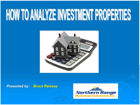Analyzing Investment Properties 101 | Software | Business | Other