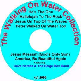 the walking on water collection