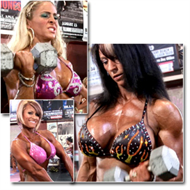 23098 - 2011 npc nationals womens physique pump room (hd)
