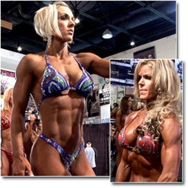23099 - 2011 npc nationals womens figure pump room (hd)