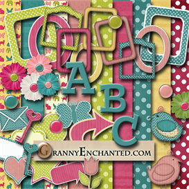 grans whimsy kit 31