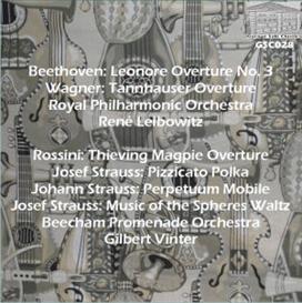 promenade concert - rpo/leibowitz - beecham promenade orch/vinter
