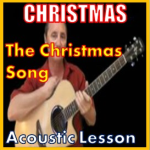 learn to play the christmas song