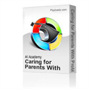 Caring for Parents With Problems of Circulation Seminar By Prof Majid Ali | Movies and Videos | Educational
