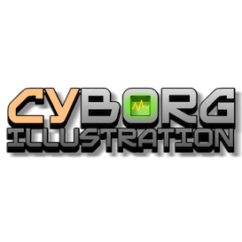 Cyborg Illustration with Adobe Illustrator | Movies and Videos | Educational