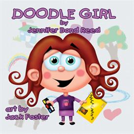 Doodle Girl | eBooks | Children's eBooks