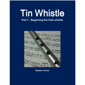 tin whistle part 1 - beginning the irish whistle