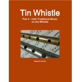 tin whistle part 2 - irish traditional music on the whistle