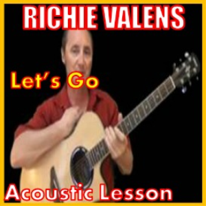 Learn to play Lets Go by Richie Valens | Movies and Videos | Educational