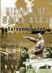 history of world war ii europe invaded