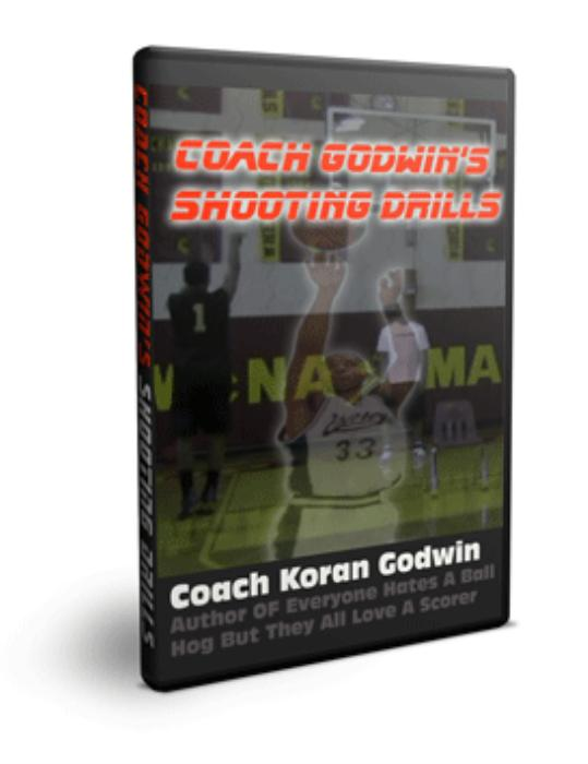 First Additional product image for - Coach Godwin's Shooting Drills