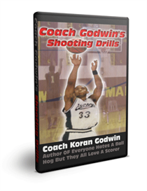 Coach Godwin's Shooting Drills | Movies and Videos | Sports