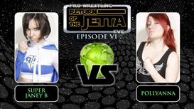 Super Janey B vs Pollyanna | Movies and Videos | Sports