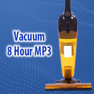 vacuum mp3 (8 hours)