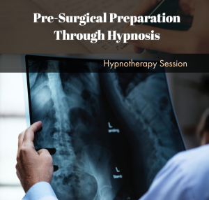 .pre-surgical preparation through hypnosis with don l price