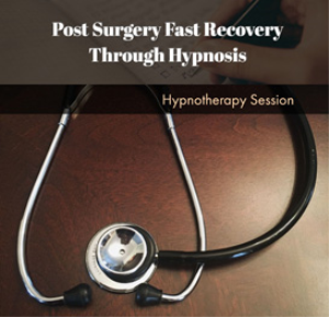 post surgery fast recovery through hypnosis with don l price