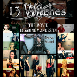 13 witches: the movie unrated & uncensored