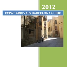 Expat Arrivals Barcelona Guide | eBooks | Travel