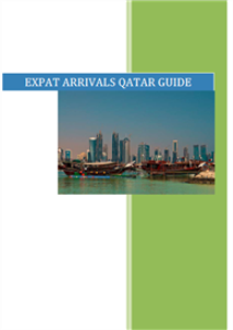 Expat Arrivals Qatar Guide | eBooks | Travel