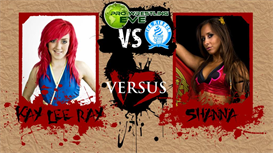 Shanna vs Kay Lee Ray | Movies and Videos | Sports