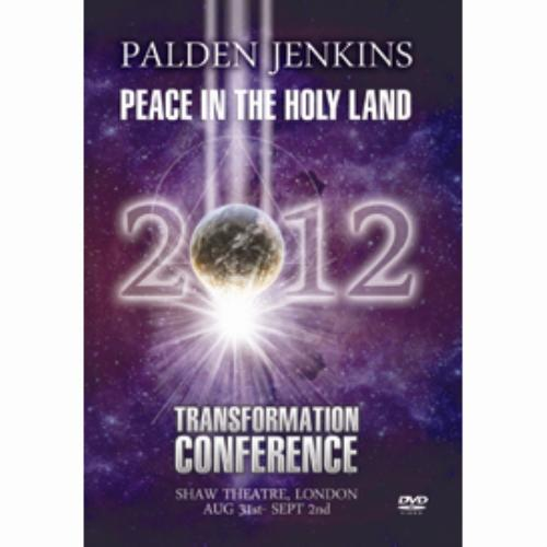 First Additional product image for - Palden Jenkins - Peace In The Holy Land Transformation 2012 LONDON MP3