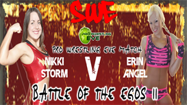 All-Star Erin Angel vs Nikki Storm | Movies and Videos | Sports
