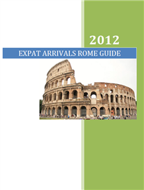 Expat Arrivals Rome Guide | eBooks | Travel